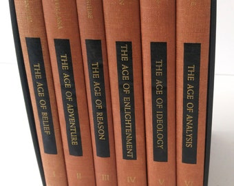 The Great Ages of Western Philosophy 6 Volume Set 1957
