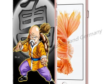 DRAGONBALL Z Smartphone transparent TPU Case with motif fit for Smartphone models Huawei iphone SAMSUNG Cartoon Comic M13