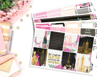 City Life | New Years | Planner Kit