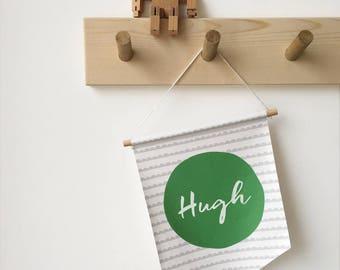 Custom Canvas Banner - Design your own! | Kids Decor