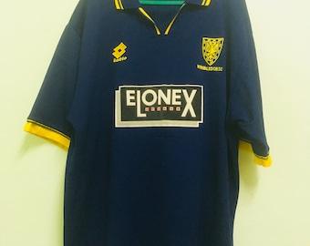 Rare wimbledon 96/97  football shirt jersey