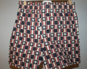 star spangled boxer,short,underware for kids