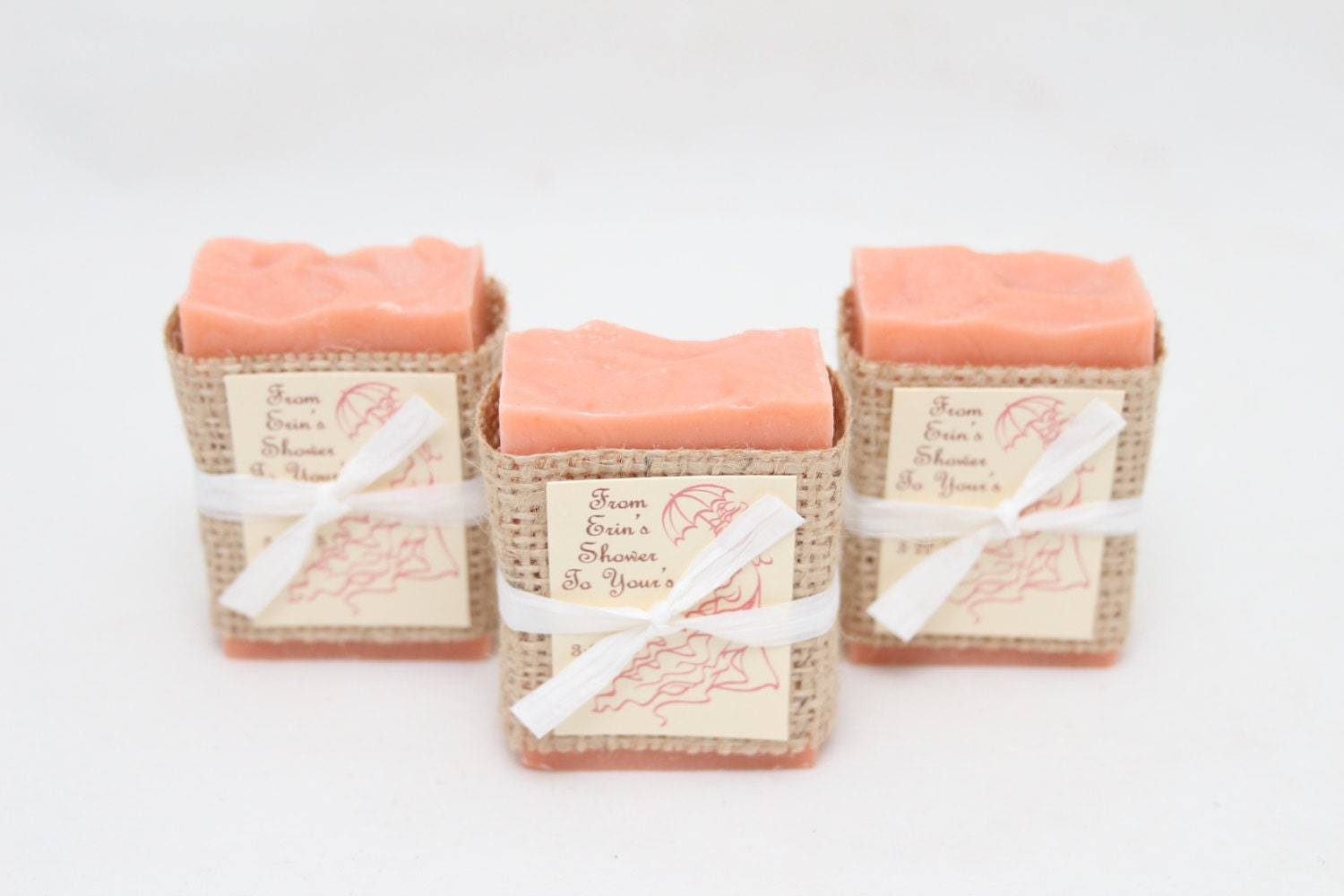 Soap Favor Tags ~ Customized ~ Wedding Soap Favor Tags ~ Bridal ...