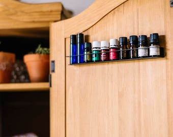 Essential Oil Storage, 5ml, Essential Oil Holder, Organizer, Oil Rack, Case, Essential Oil Display, Oil Shelf, Do Terra, Young Living, 5ml