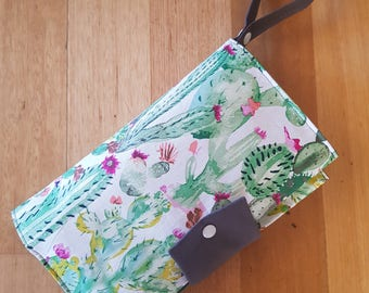 Nappy Wallet/Clutch - Baby Shower Gift