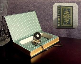 Hollow Book Safe (Huckleberry Finn)