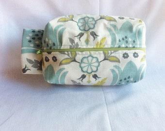 Floral Toiletry Bag