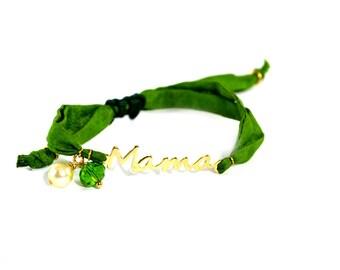 Mama Bracelet Silk