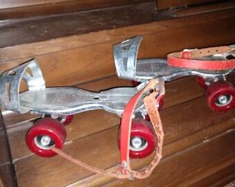 Nostalgic roller skates