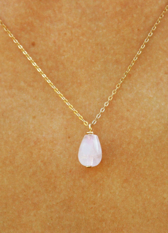 opal bullet item ca rose pendant nlin or love necklace like crystal this quartz listing stone pink il