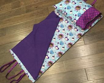 Kindermat Nap Mat Cover - Doc McStuffins