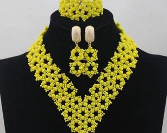 New Elegant Wedding Beads Sets