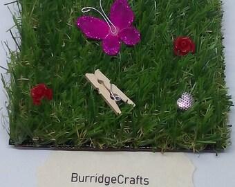 Handmade Fairy/Miniature Garden.