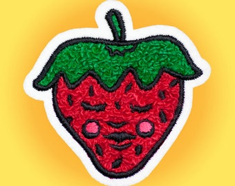Sweetcheeks Sew-on Patch
