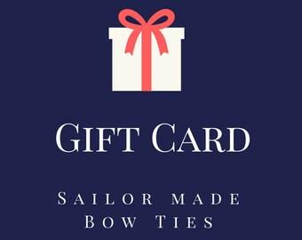 Men's Gift Card // Gift Voucher // Gift for Men // For Him // Coworker Gift // Birthday Gift for Him // Under 25 // Under 50 // Under 100