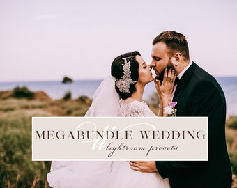 MegaBundle Wedding Lightroom presets