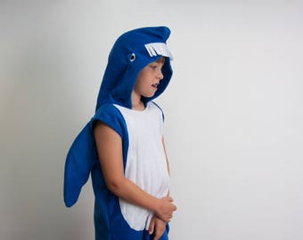 Blue Whale Costume, Halloween Costume, Party Costume, Halloween Costume for Boys or Girls, Toddler Costume, Whale Halloween Costume