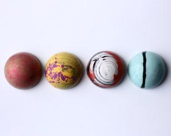 Hand-Painted Ganache Bon Bons