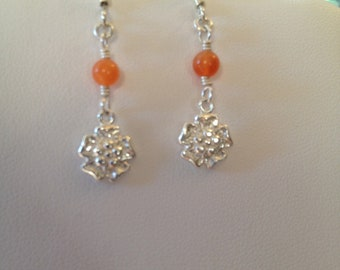 Pretty Poppy Earrings