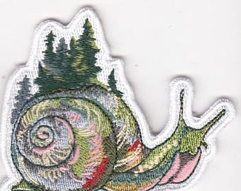 Pacific Northwest Forest Snail Patch