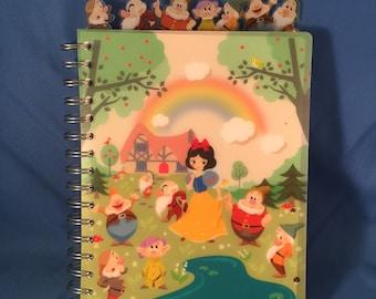Snow White & the Seven Dwarfs Notebook