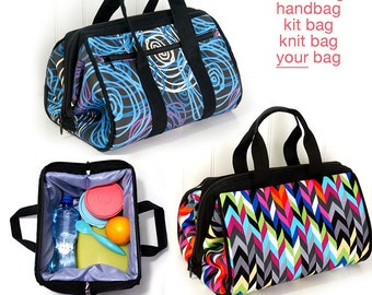 The Luxie Lunchbag by Emmaline Bags