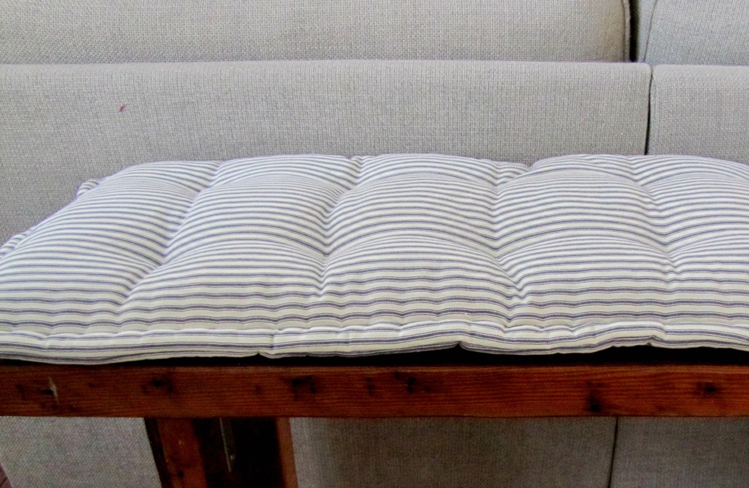 a girl blog just diy bench from side her cushion and tufted