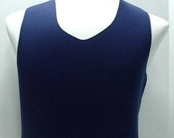 Autism Pressure Vest  -  Navy Blue Sensory Vest