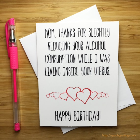 Mother birthday card bday card mum funny birthday card mother birthday card bday card mum funny birthday card mother happy birthday mom card funny birthday greeting card mom birthday gift bookmarktalkfo Image collections