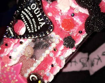 Custom Decoden Case made to order