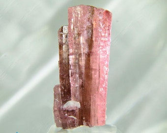 Stunning Unheated Rubellite Tourmaline Crystal - 79 ct RT010
