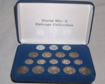 WWII Coin Collection