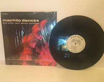 Machito Dances Record