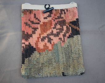 Crossbody bag kilimbag 10x8 inches Handwoven bag