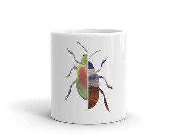 Scarab Mug