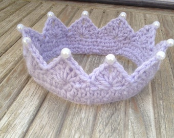 Newborn or Baby Princess Crown
