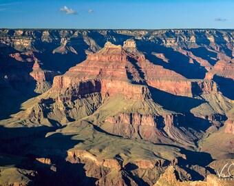 Grand Canyon South Rim Fine Art Print, National Park Photo, Arizona Decor, Grand Canyon Photo, Grand Canyon Wall Art, National Park Photo,