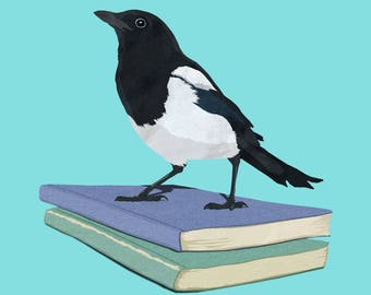 The Magpie Librarian