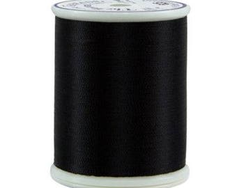 Bottom Line by Superior Threads  1420yd spool - Black #625