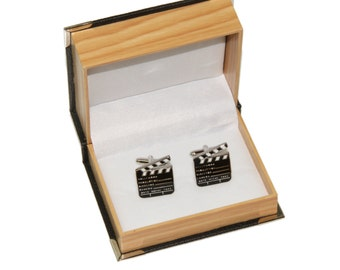 Film / Hollywood Cufflinks and Gift Box