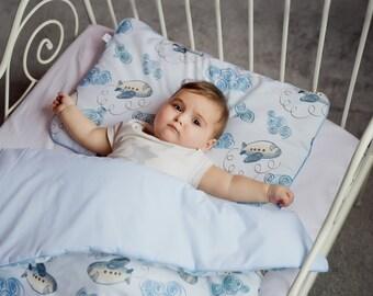 Baby boy Bedding, Cot bed bedding, baby bedding, crib bedding, kids bedding