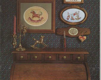 Yesterdreams Cross Stitch Book -- Stoney Creek Collection -- Book 12