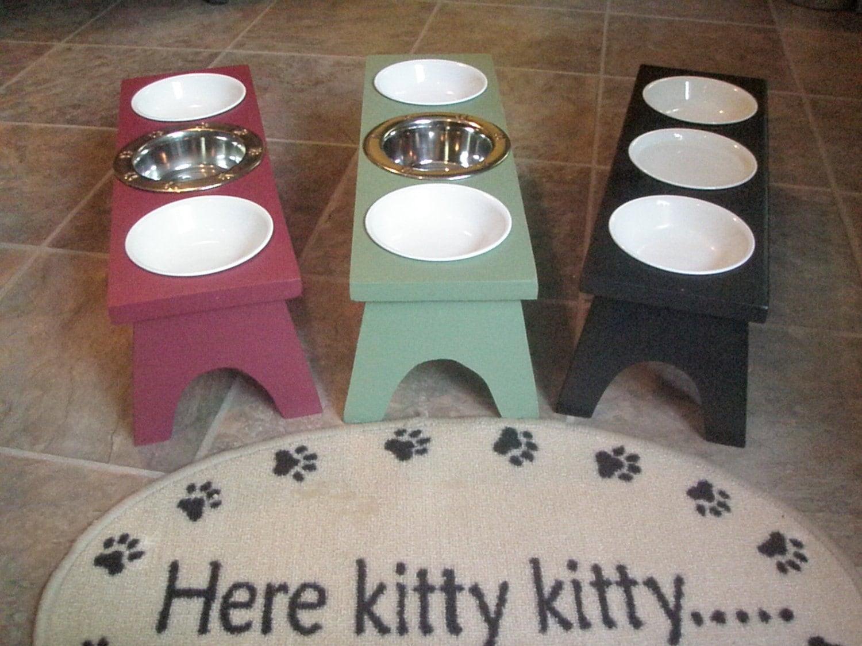 celebrate feeder handmade pet and to elevated hgtv make how design cat a station feeding