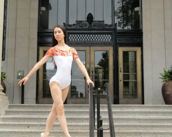 Coupe Style - ballet leotard by Yukitard