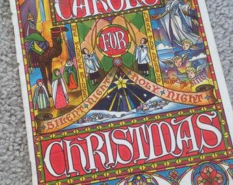 Carols for Christmas Promotional Piece Longley Supply Company
