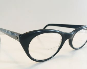 1950s Vintage Cat's Eye Glasses