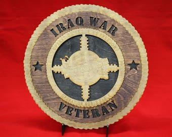 Iraq War Veteran Tribute