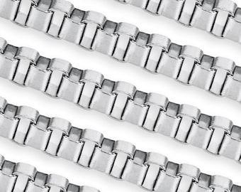 5 Ft 3 mm Steel Box Chain  (ST41)