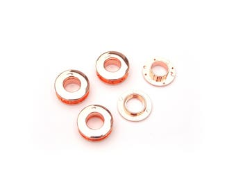 Grommets - 1/2 inch set of 4 Snap together