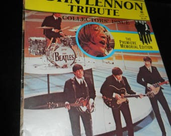 A John Lennon Tribute and The Beatles